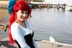 Ariel Little Mermaid Dress 3