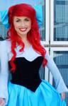 Ariel Little Mermaid Dress 4