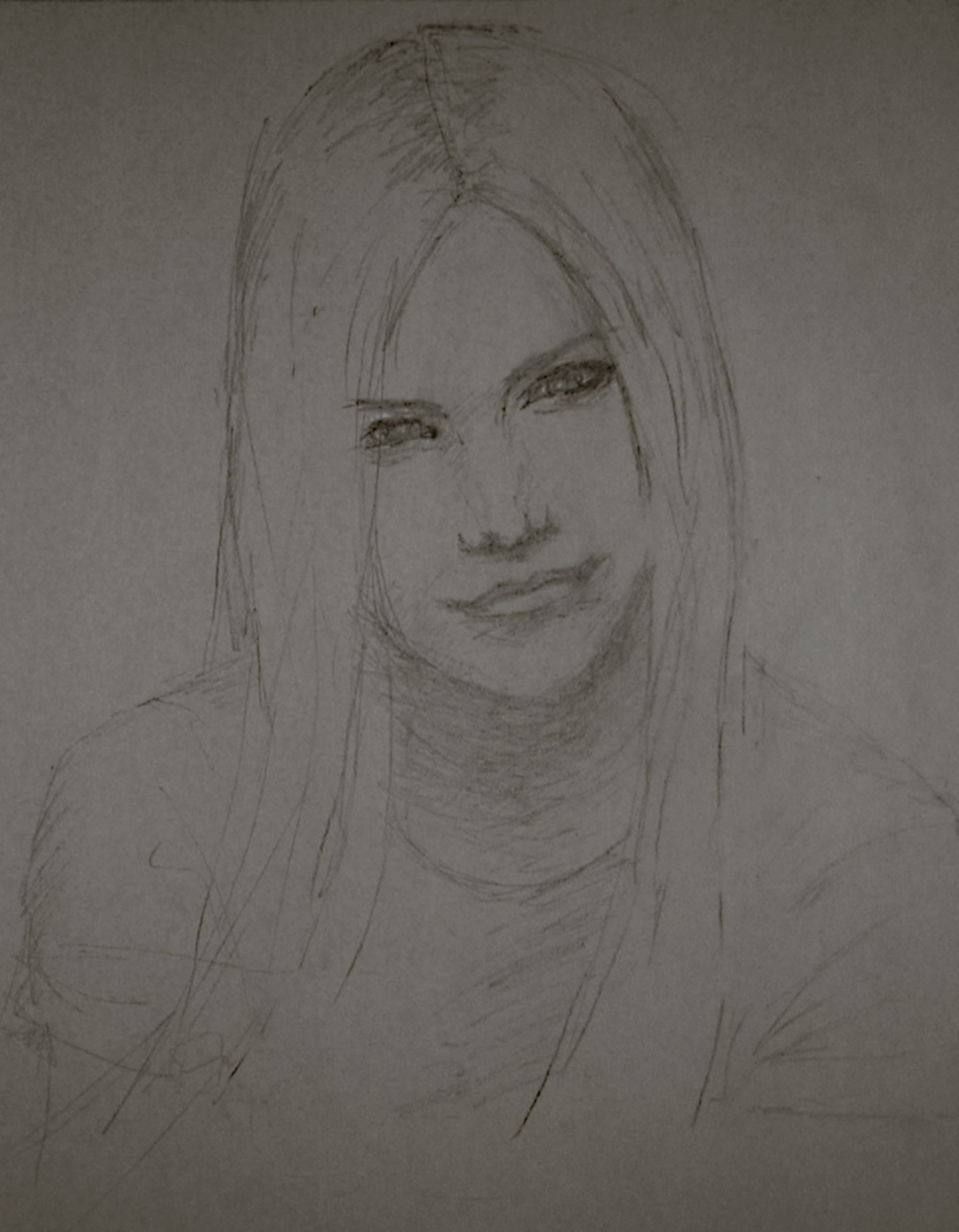 Sketch - Avril