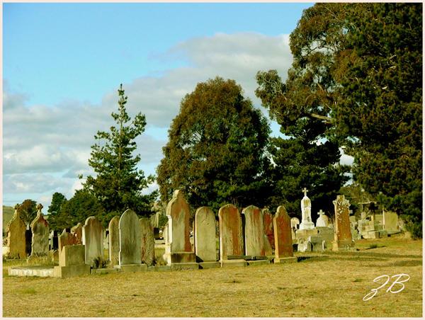 old graveyard II by Zlata-Petal