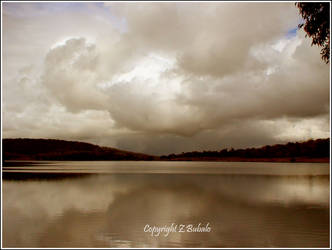 beautiful lake III by Zlata-Petal
