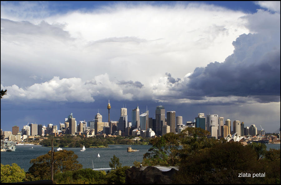 Cityscapes & Skylines Sydney city wallpaper