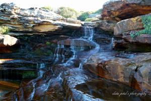 waterfall in RNP by Zlata-Petal