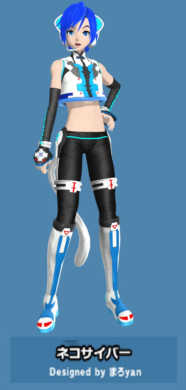 DT 2nd Default kaito [DL] by MMD-francis-co on DeviantArt