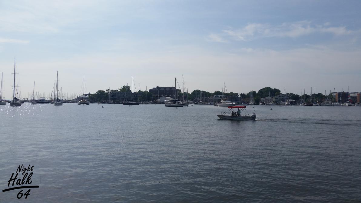 Annapolis Harbor 3 by Nighthalk64