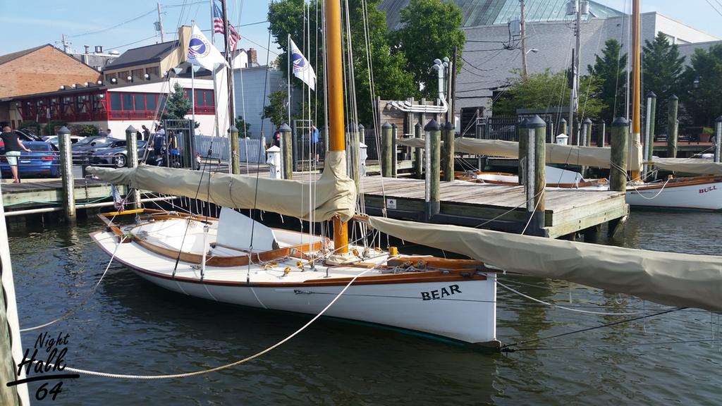 Annapolis Harbor 4 by Nighthalk64