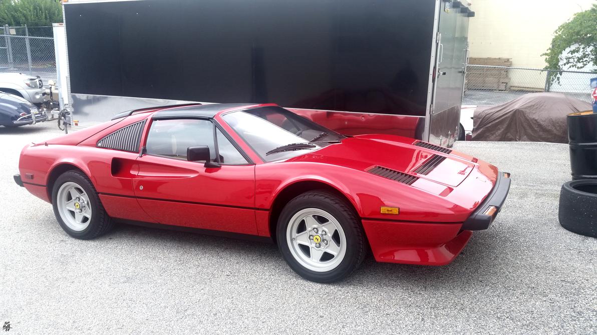 Ferrari 308 by Nighthalk64