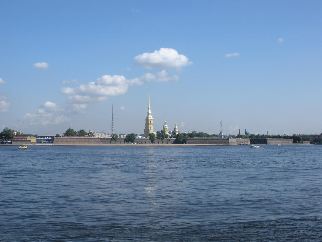 how to get to peter and paul fortress