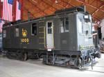 CNJ Boxcab Diesel No. 1000