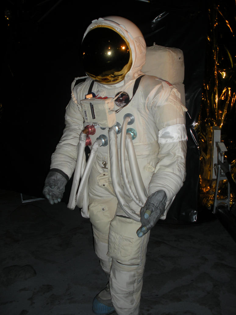 apollo replica space suit - photo #21