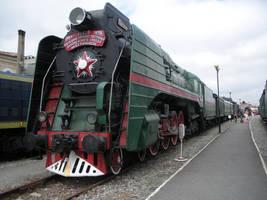 The Final Kolomna Steam Locomotive by rlkitterman