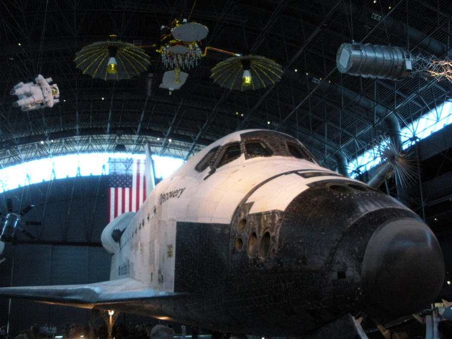 space shuttle discovery smithsonian - photo #13