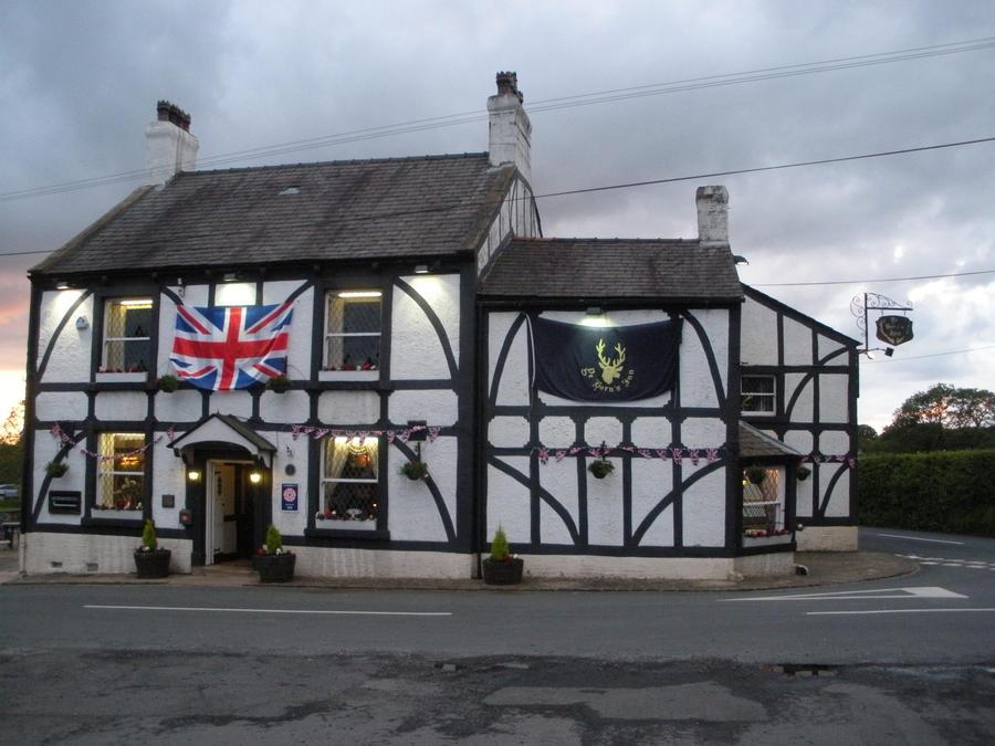Ye Horn's Inn by rlkitterman