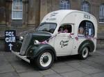 Fordson Thames Ice Cream Van