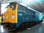 British Railways Diesel No. 31018