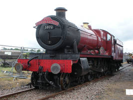 The Wizard Express at Railfest 2012
