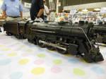 Lionel Lines 2-6-4 Steam Engine