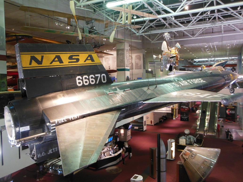 X15 Rocket plane