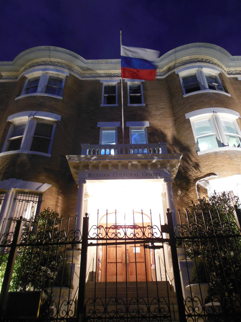 The Russian Cultural Centre On 38