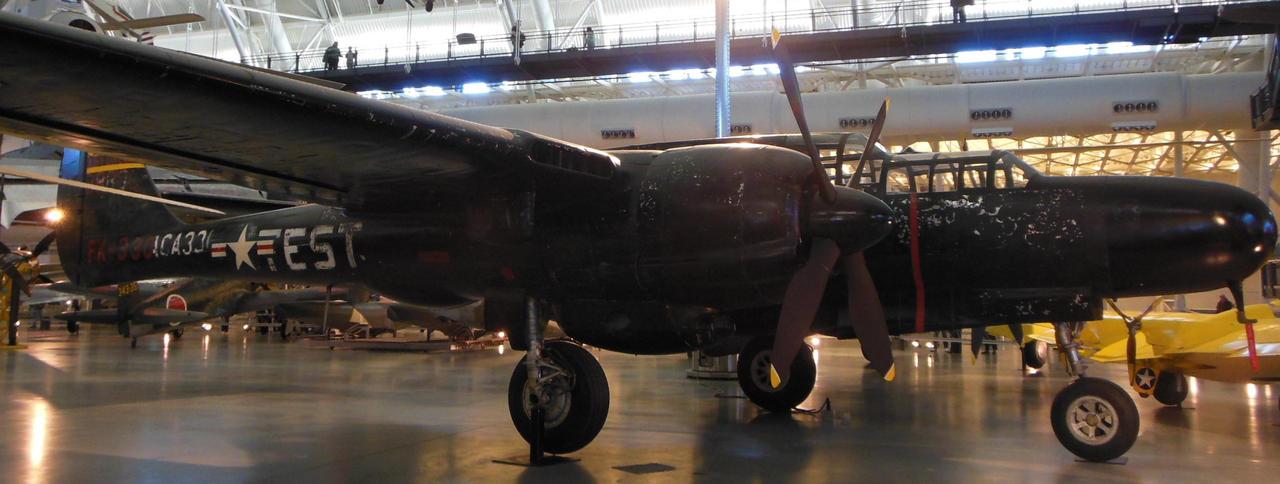Northrop p 61 black widow by rlkitterman on deviantart