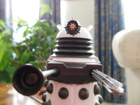 White Supreme Dalek