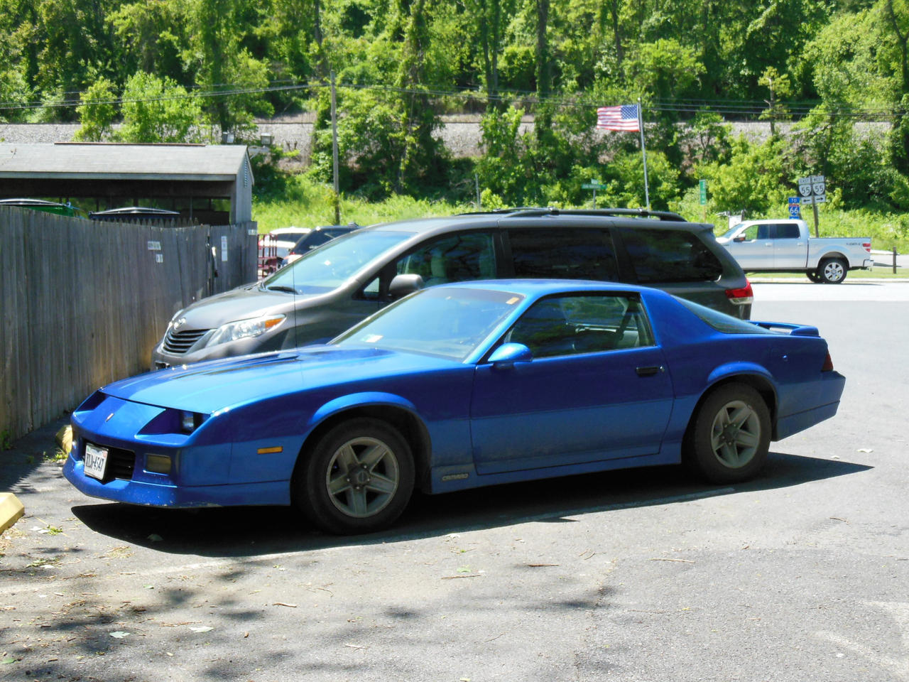blue third generation chevrolet camaro by rlkitterman on. Cars Review. Best American Auto & Cars Review