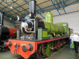 NER Long-Boiler Engine 1275 by rlkitterman