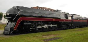 NWR J-611 Left Side