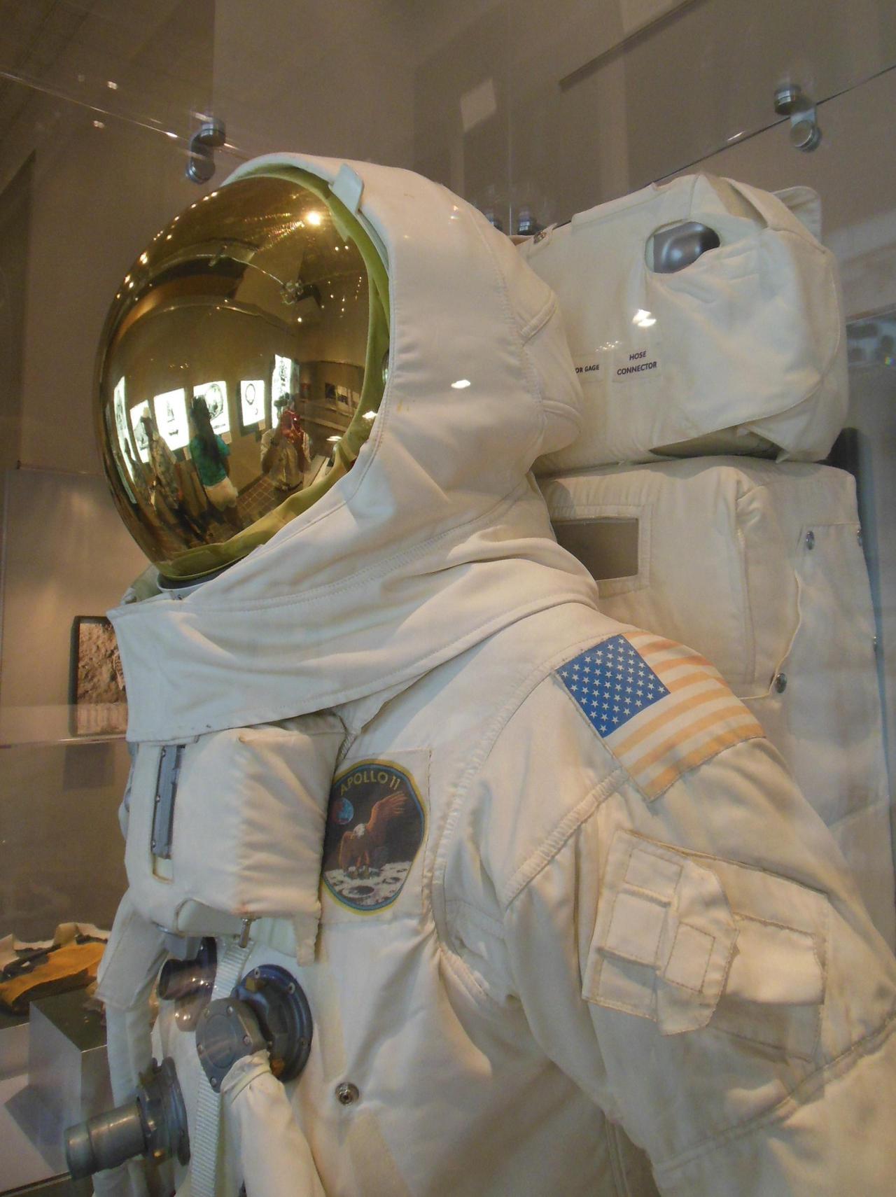 nasa space suit apollo 11 - photo #20