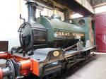 GWR Cardiff Tank 1338
