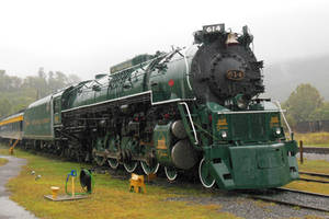 Greenbrier 614 in the Rain by rlkitterman