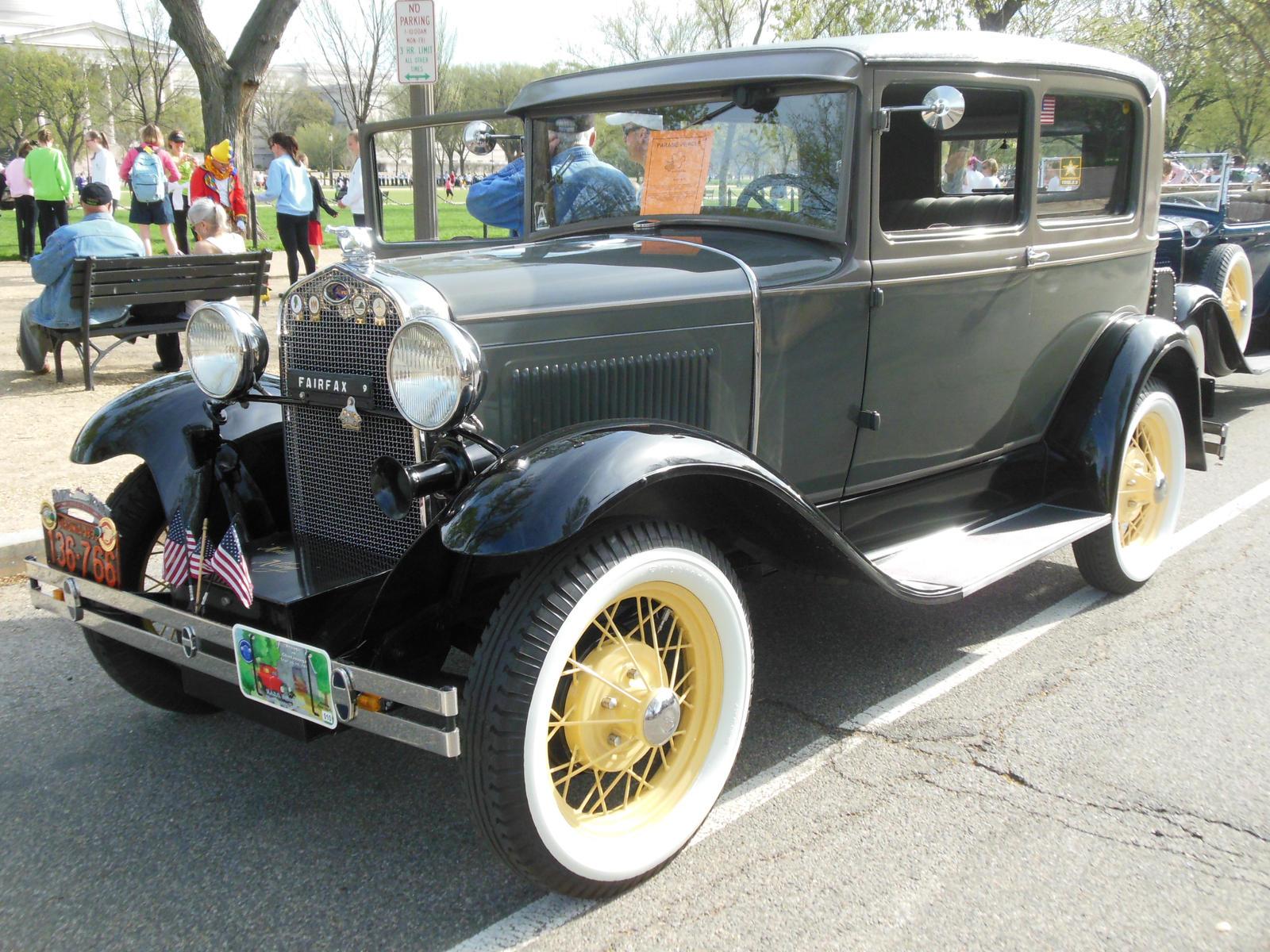 1930 Ford Model A Tudor Sedan by rlkitterman on deviantART