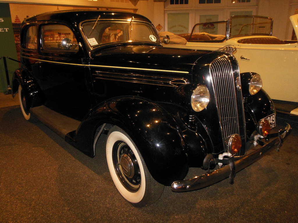 1936 Plymouth P 2 Sedan By Rlkitterman On Deviantart