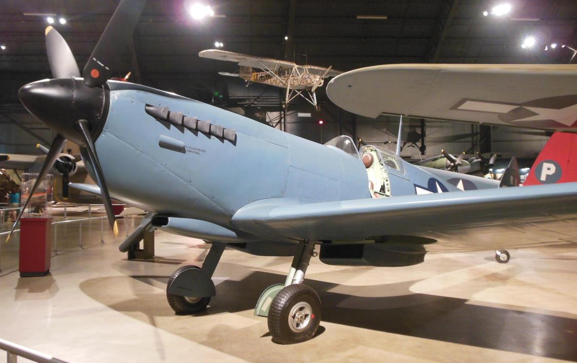 USAAF Supermarine Recon Spitfire PR.XI by rlkitterman