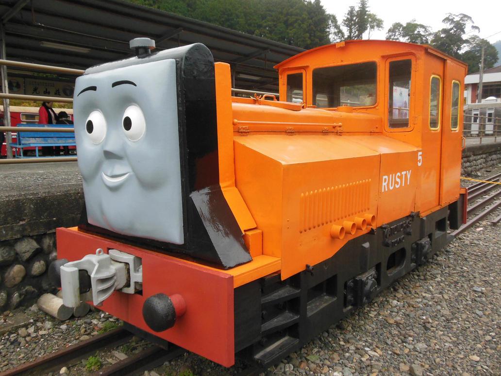 Kato DB1 Rusty by rlkitterman