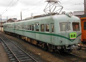 Oigawa Ex-Nankai Electric Railcar 21003 by rlkitterman