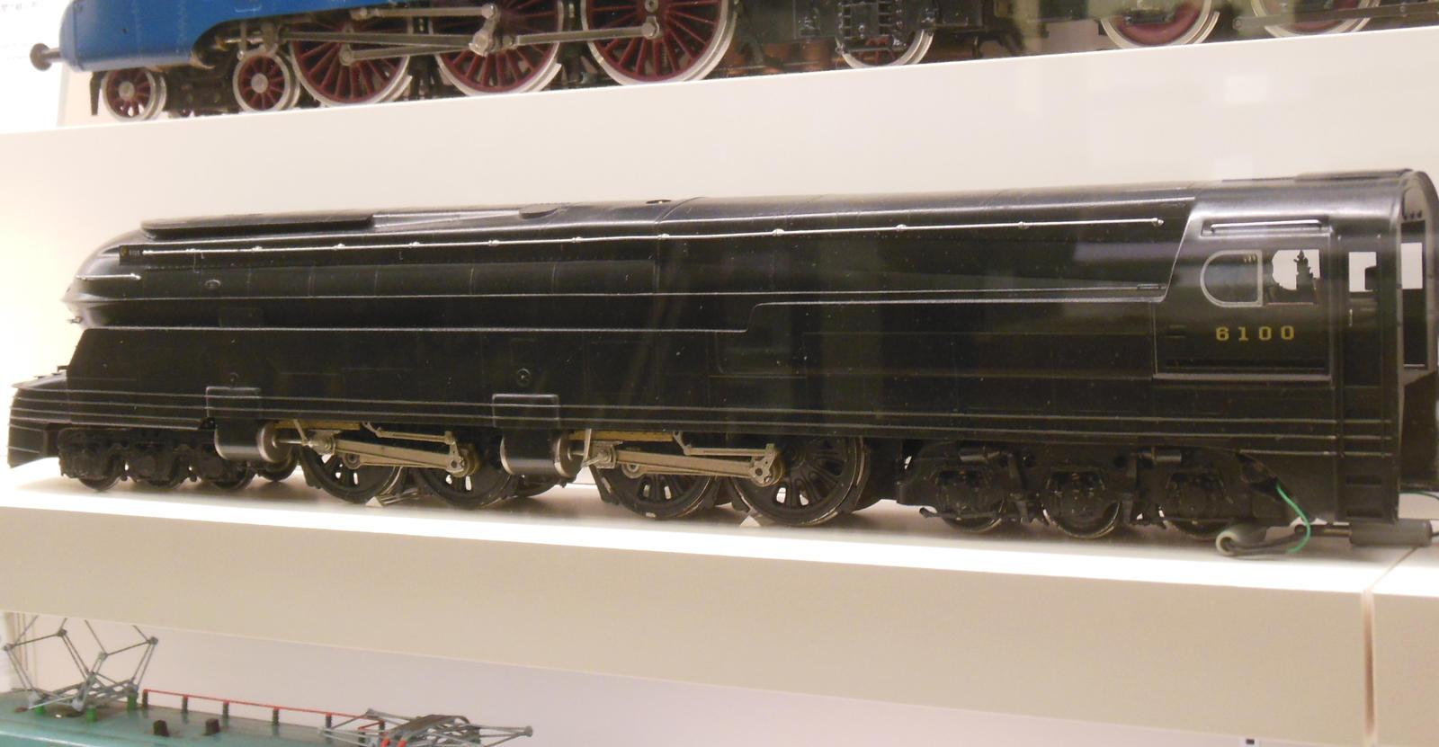 PRR 6-4-4-6 S1 Model by rlkitterman on DeviantArt