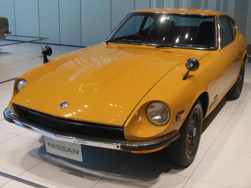 1969 Nissan Fairlady Z432 by rlkitterman