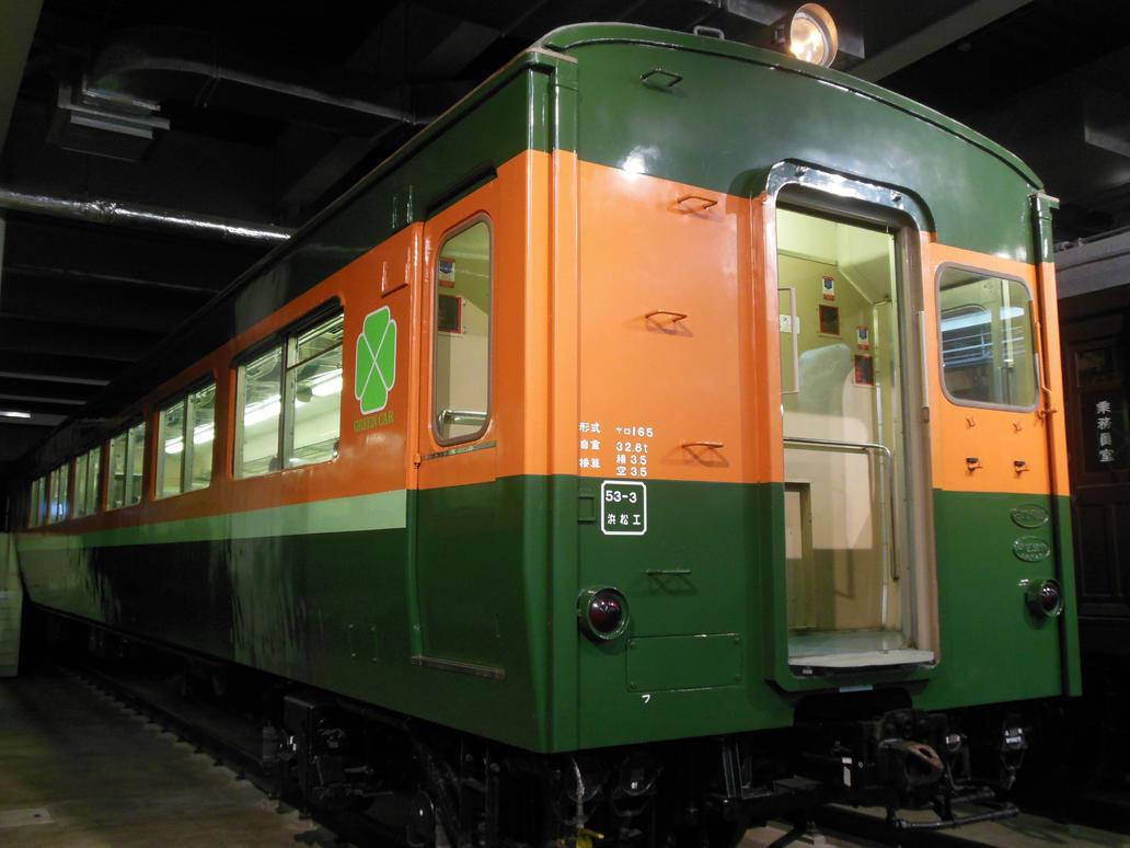Shonan Green Car Saro 165.106 by rlkitterman