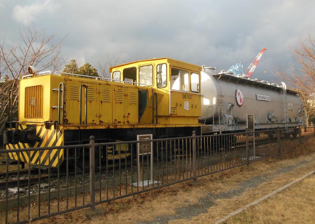 Shimizuko Line Freight Train by rlkitterman