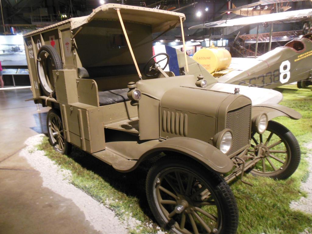 WWI Ford Model T Ambulance by rlkitterman on DeviantArt