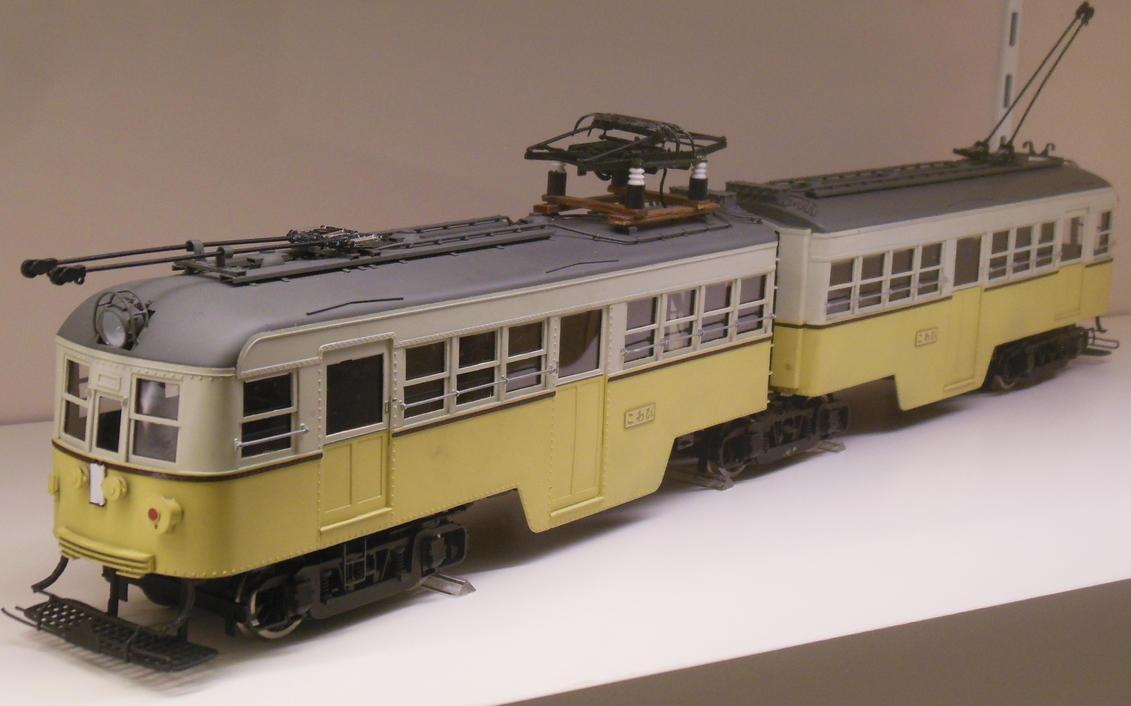 Keihan Type 60 Biwako Railcar by rlkitterman