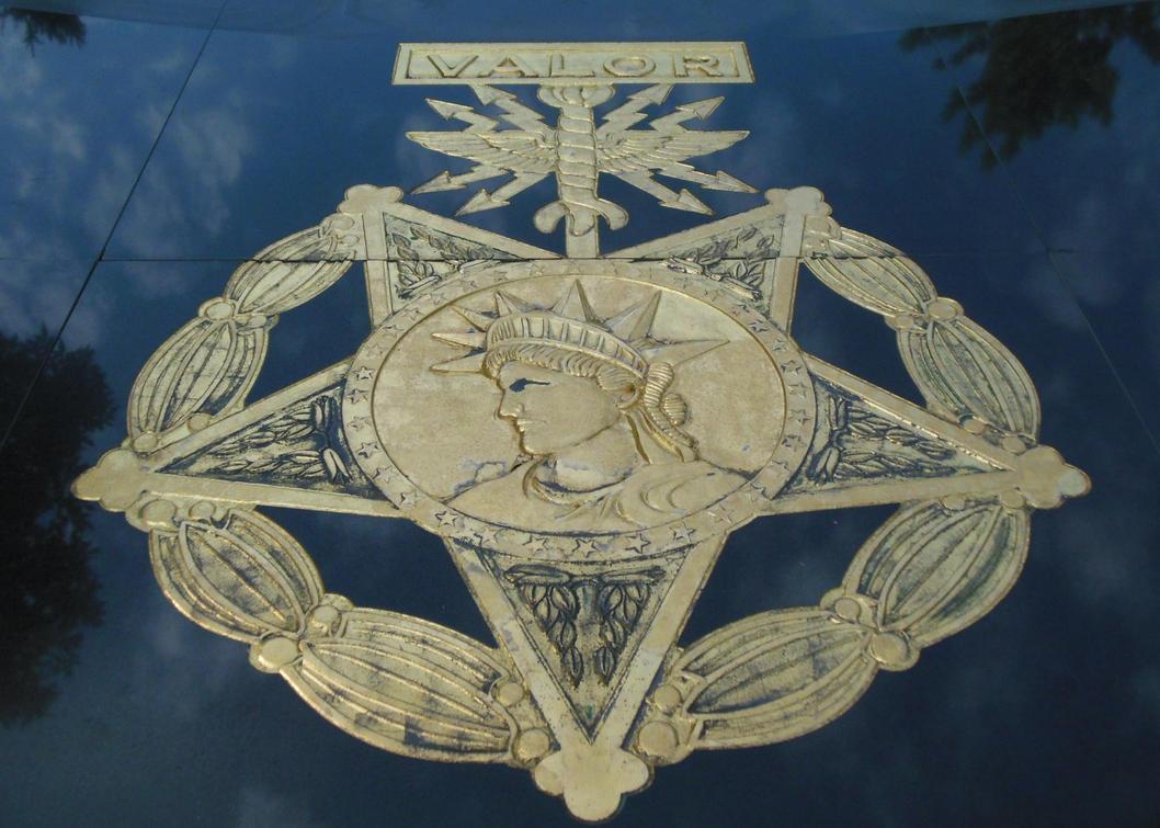 USAF Medal of Honor by rlkitterman
