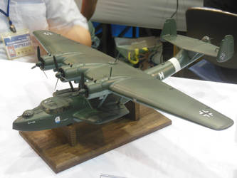 Dornier Do 24 Model by rlkitterman