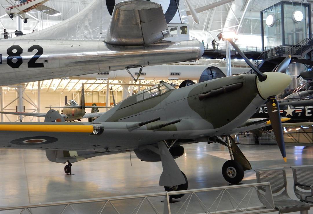 Hawker Hurricane Mk.IIc by rlkitterman