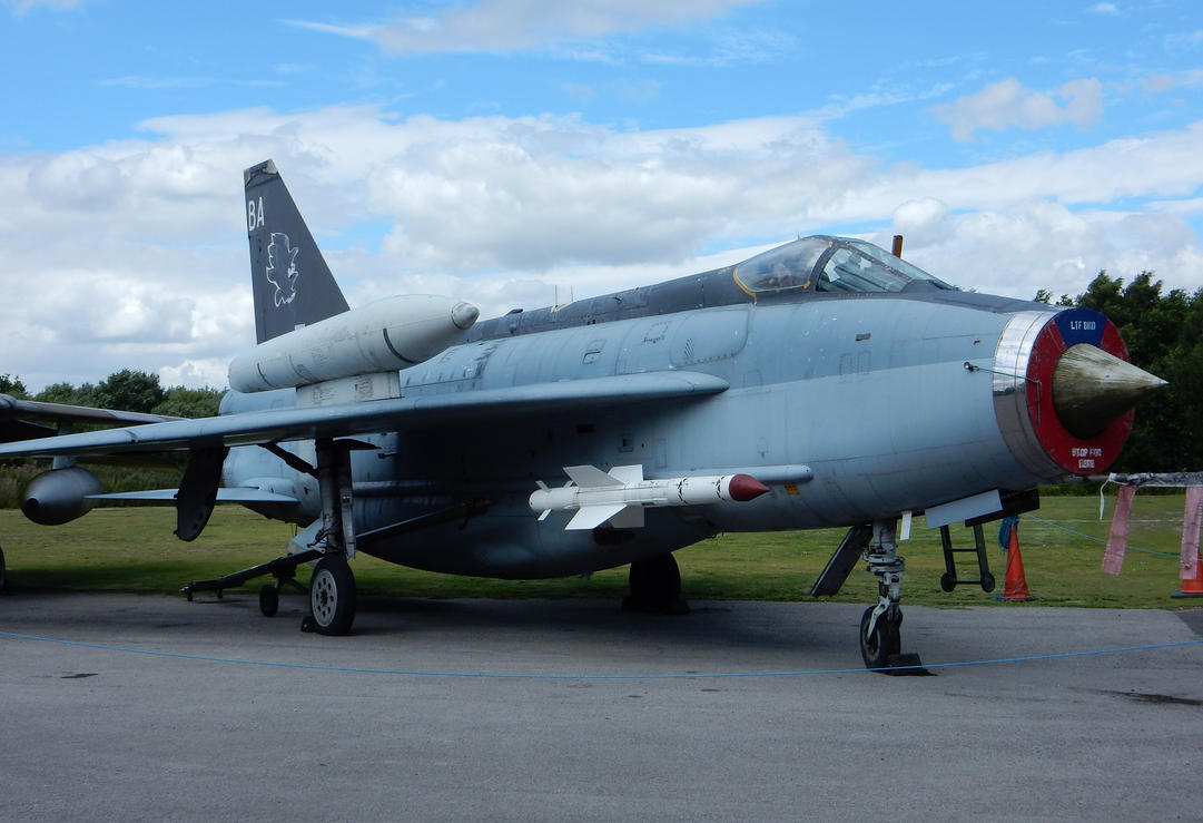 english electric lightning f 6 xs903 by rlkitterman on deviantart