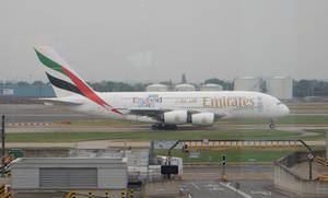 Emirates Rugby World Cup and Expo 2020 Airbus