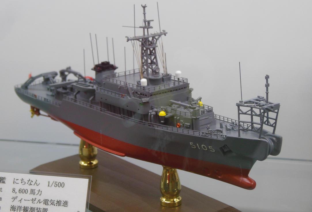 JS Nichinan AGS-5105 by rlkitterman