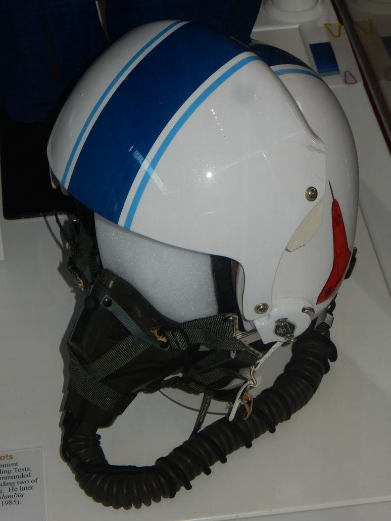 space shuttle helmet -#main