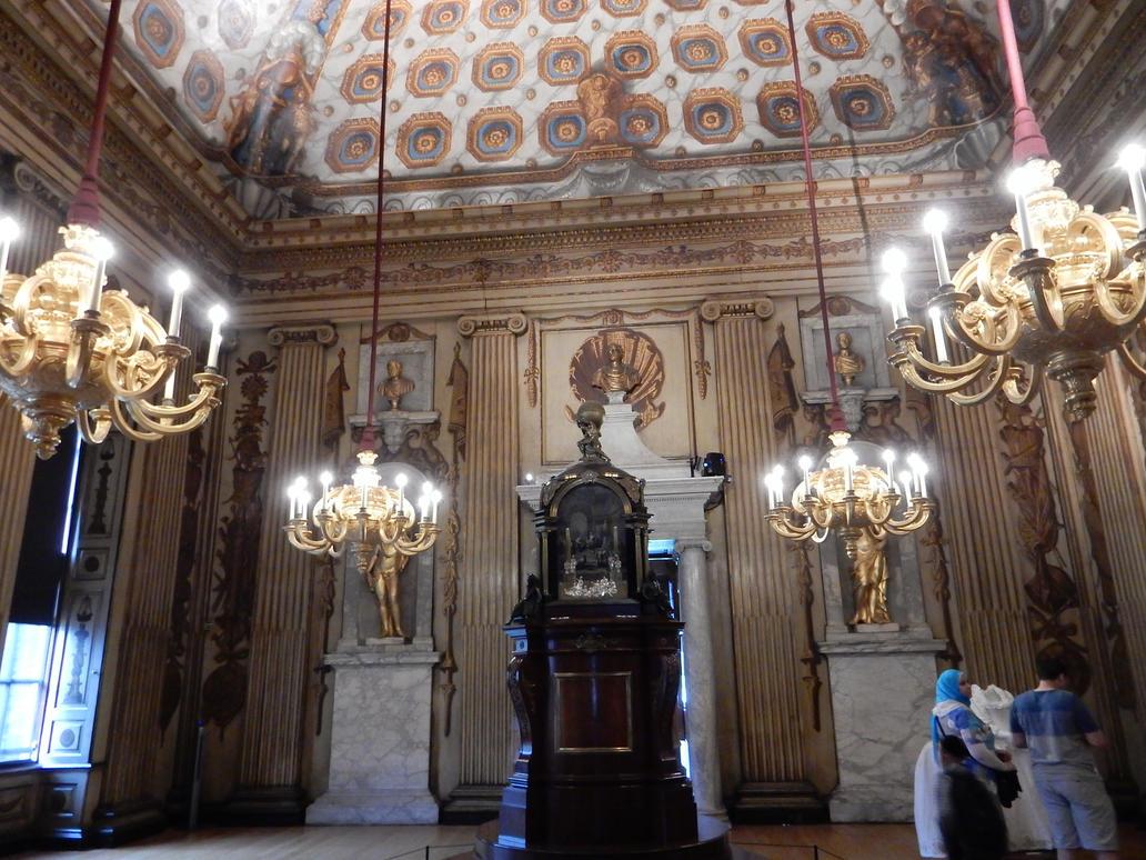 Kensington Palace Cupola Room By Rlkitterman On Deviantart